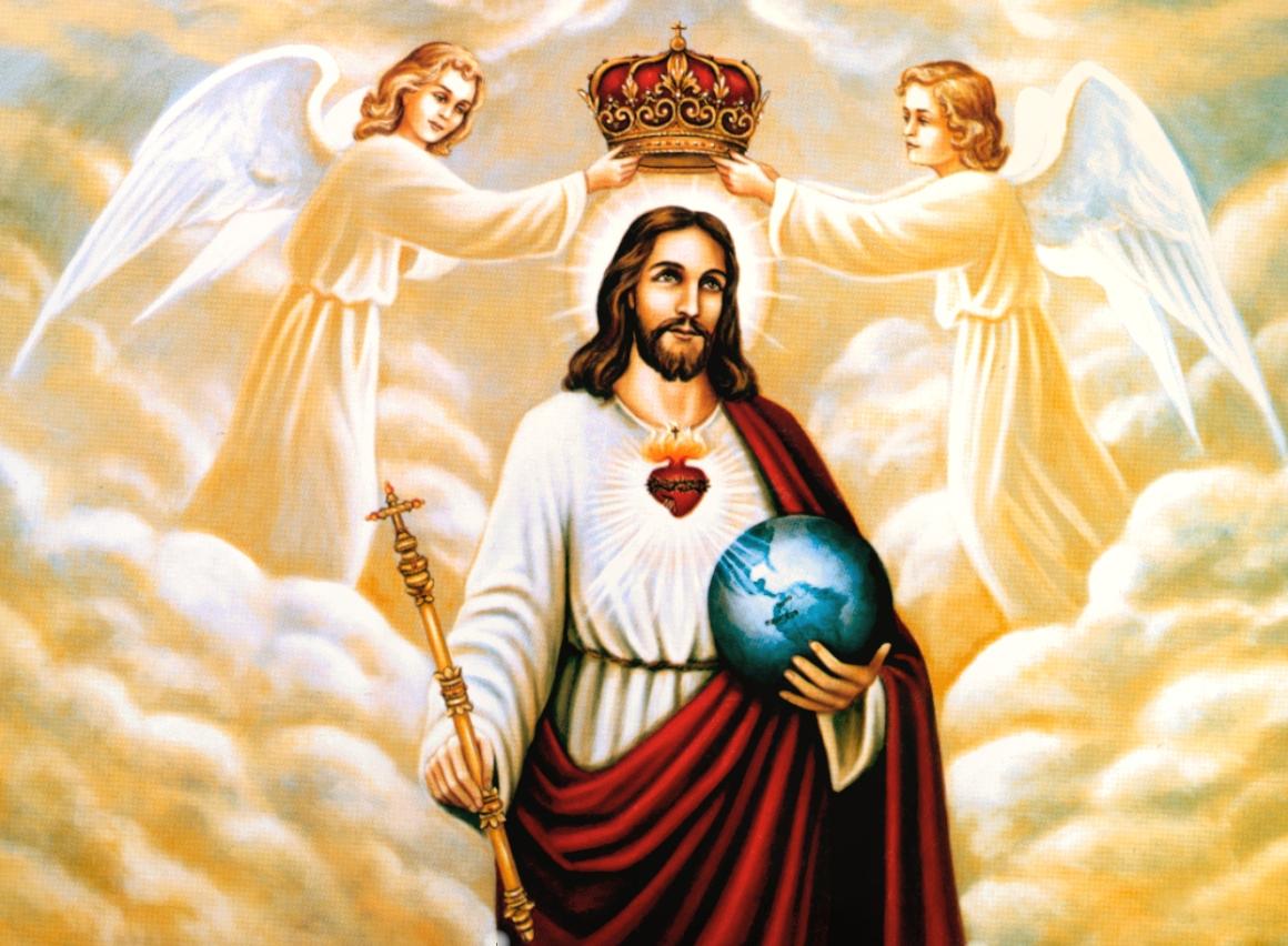 Resultado de imagen para Jesús rey de la gloria