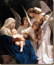 ANGELES ADORANDO
