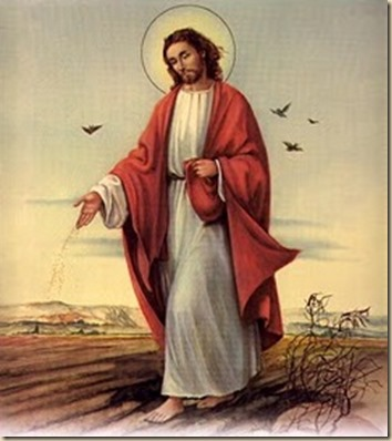 JESUS SEMBRADOR