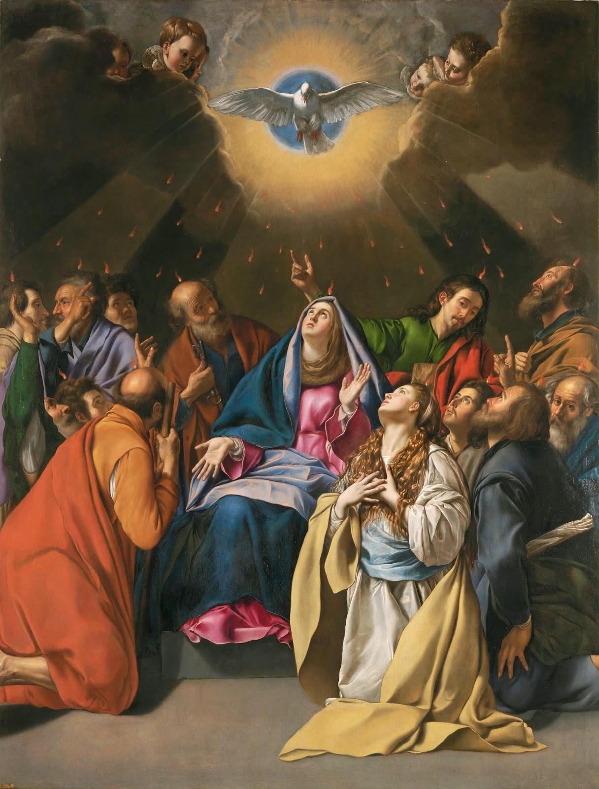 PENTECOSTÉS  Domingo 04 de Junio 2017  ( Padre Carlos Yepes )