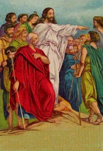 Resultado de imagem para Lucas 4,38-44