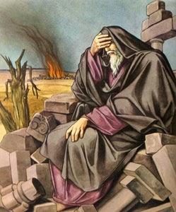 Resultado de imagem para Atende-me, Senhor, ouve o que dizem meus adversários. 20 Acaso pode-se retribuir o bem com o mal?