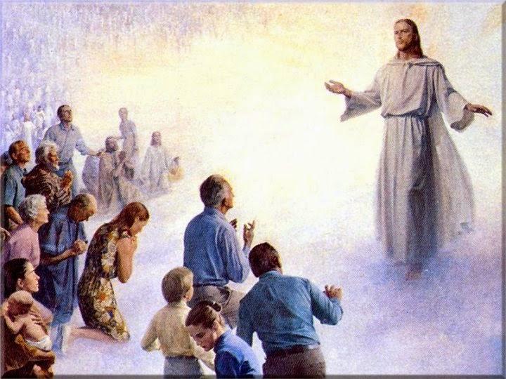 Resultado de imagen para Porque esta es la voluntad de mi Padre: que todo el que vea al Hijo y crea en él, tenga vida eterna