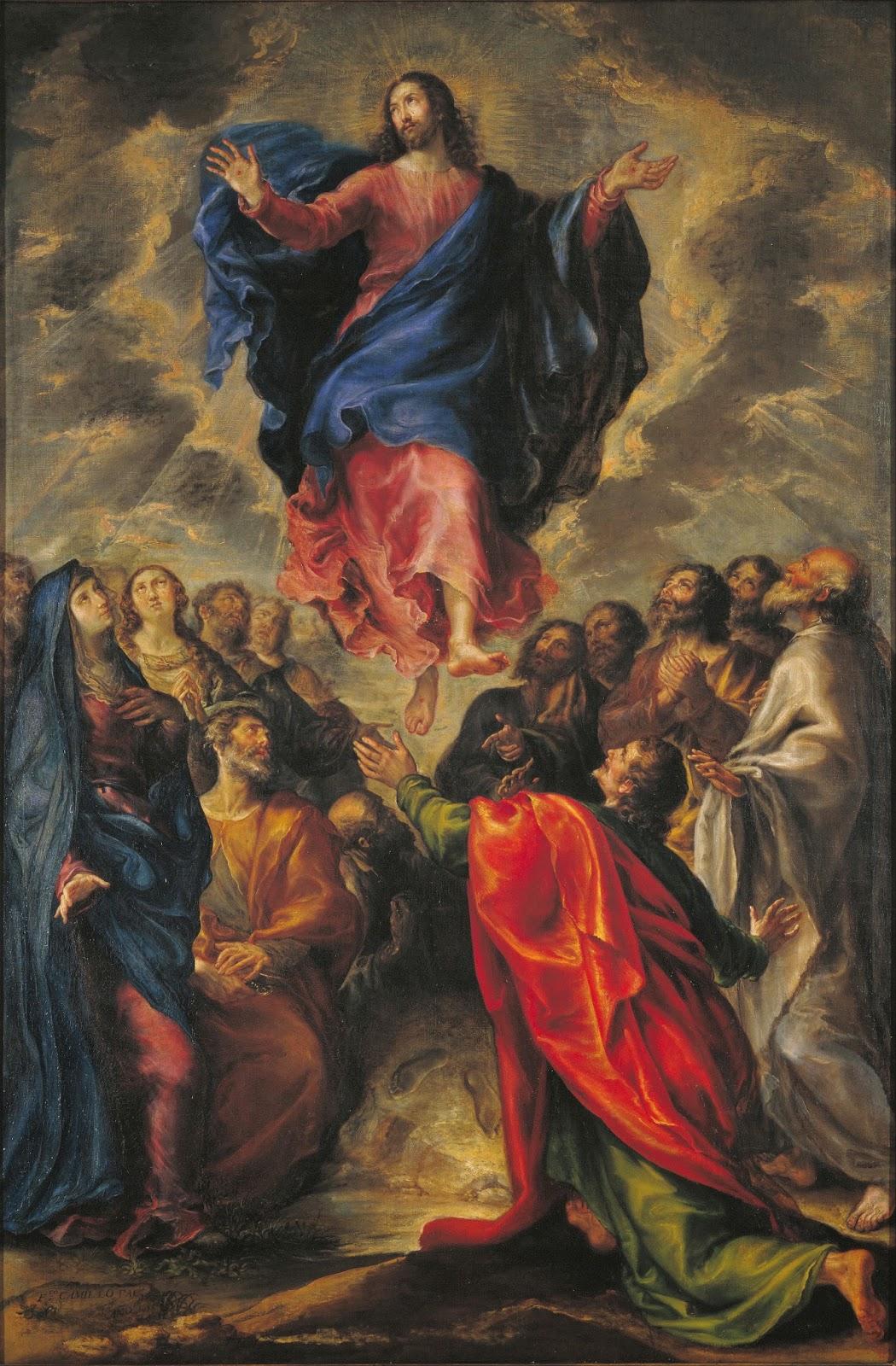 Resultado de imagen para la vigilia  de la ascension