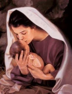 Resultado de imagen para dios nacido de una mujer