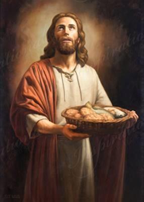 Lecturas del lunes iii de pascua 1 de mayo san jos obrero for Loaves and fishes san jose